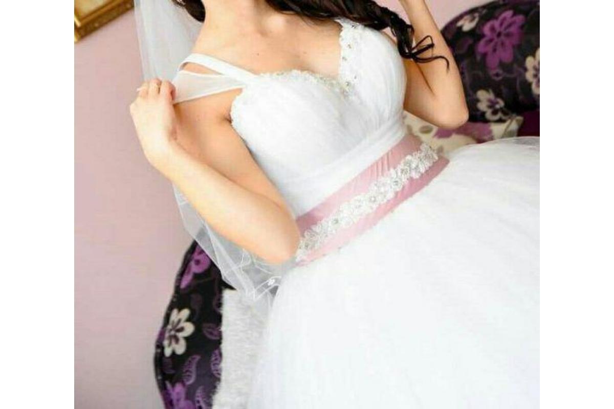 Suknia Princessa szyta na miarę