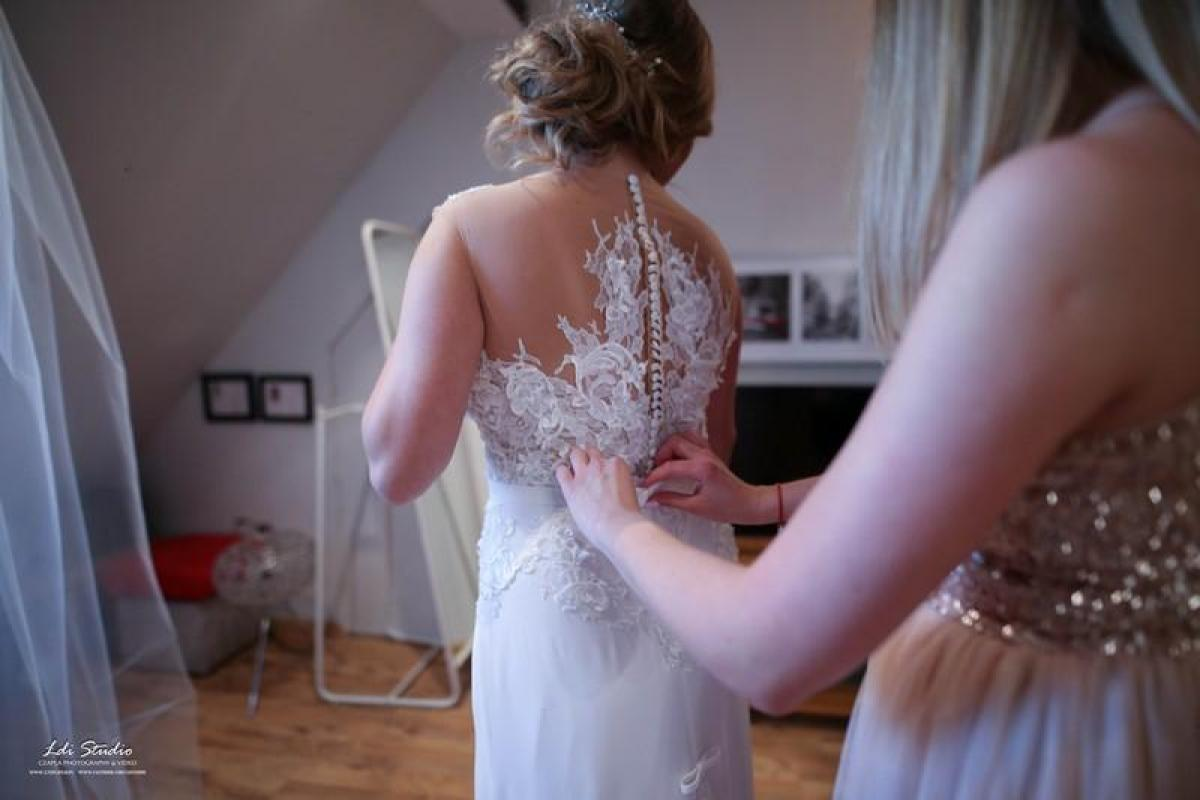 Suknia ślubna Milla Nova model Naomi