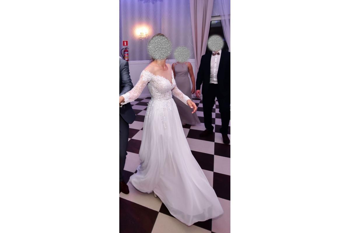 Sprzedam suknię ślubną marki Agnes