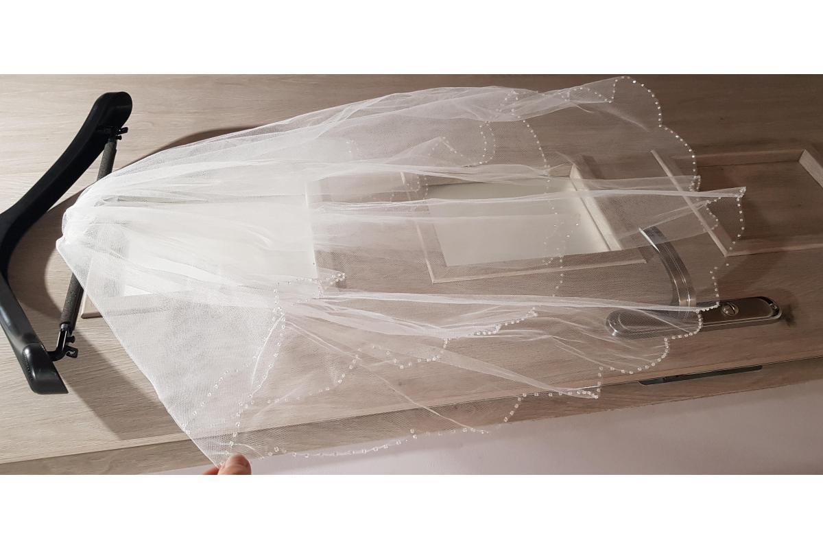 Piękna suknia ślubna Princessa Karina