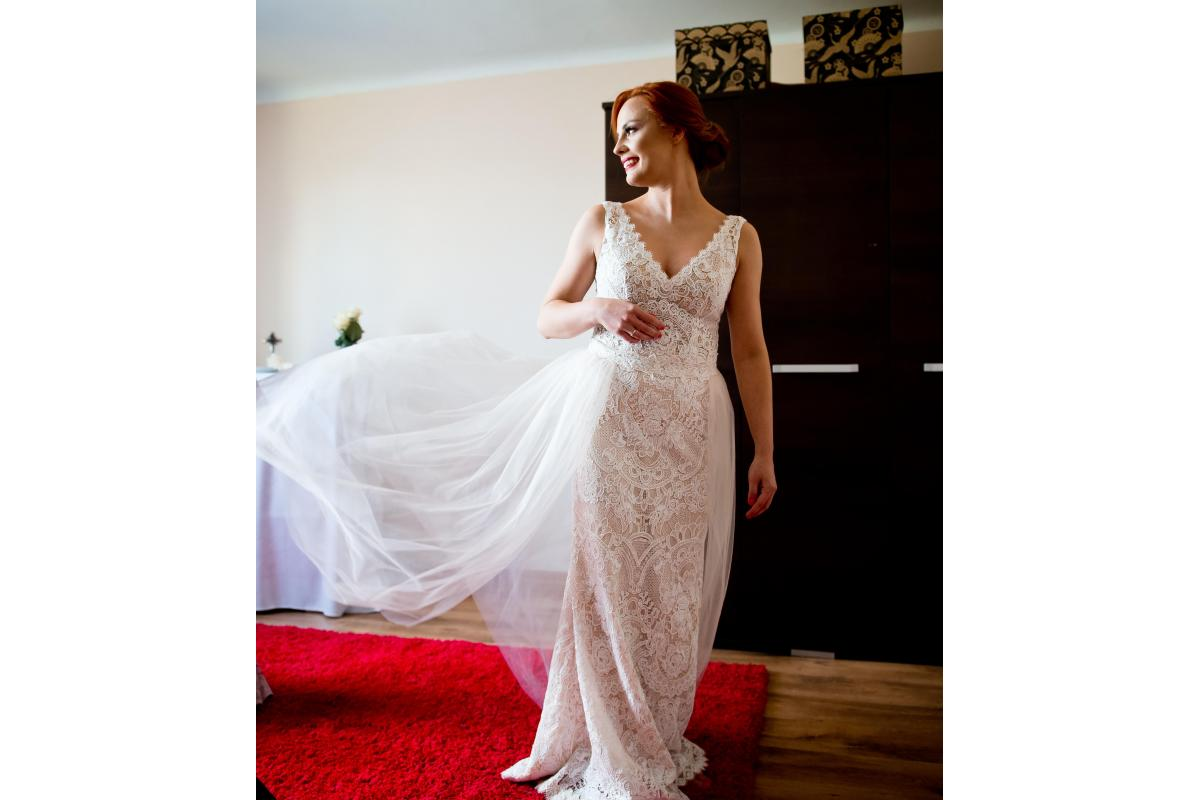Sprzedam suknie ślubna 1500 zł