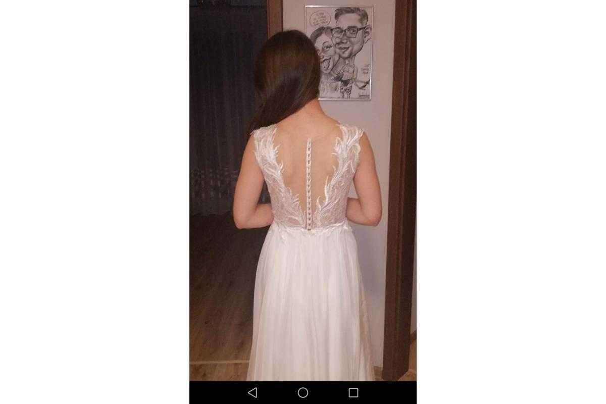 Suknia Annabelle