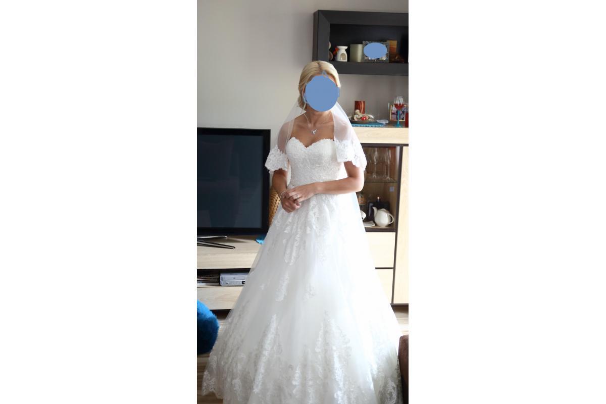 Suknia ślubna Annais model Finola 38