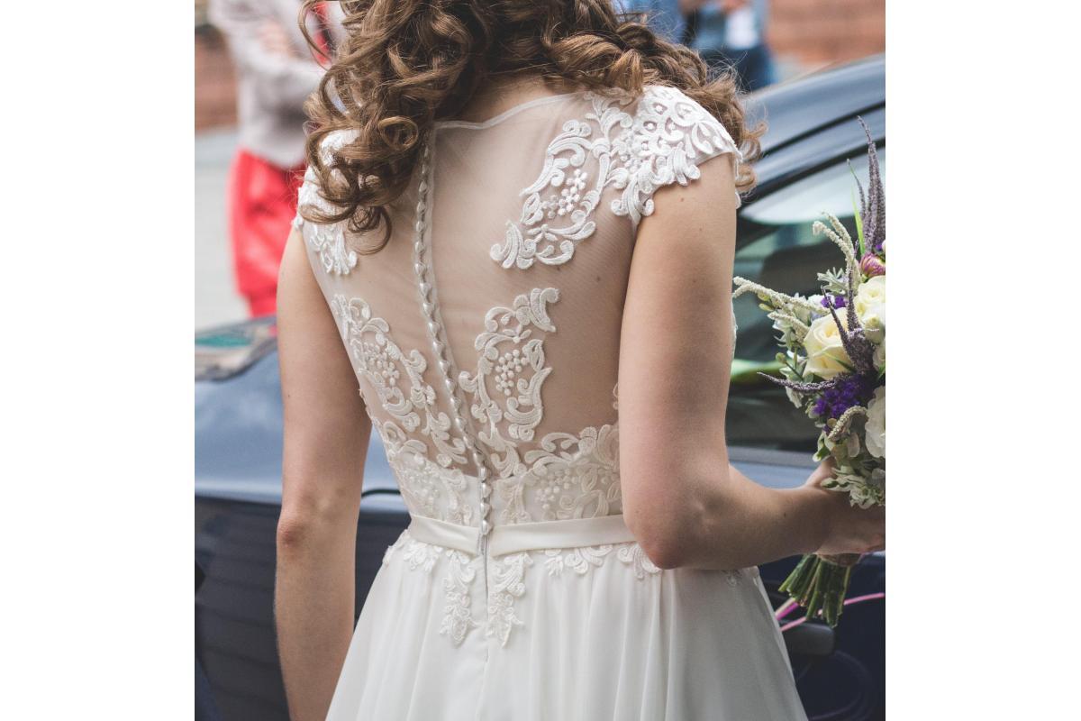 Suknia ślubna Kreacje Żannet