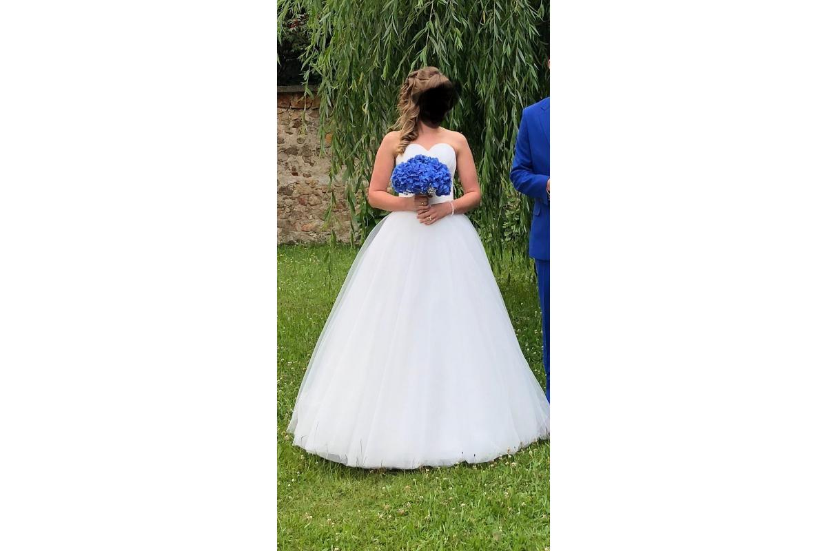 Suknia ślubna pronovias 2018