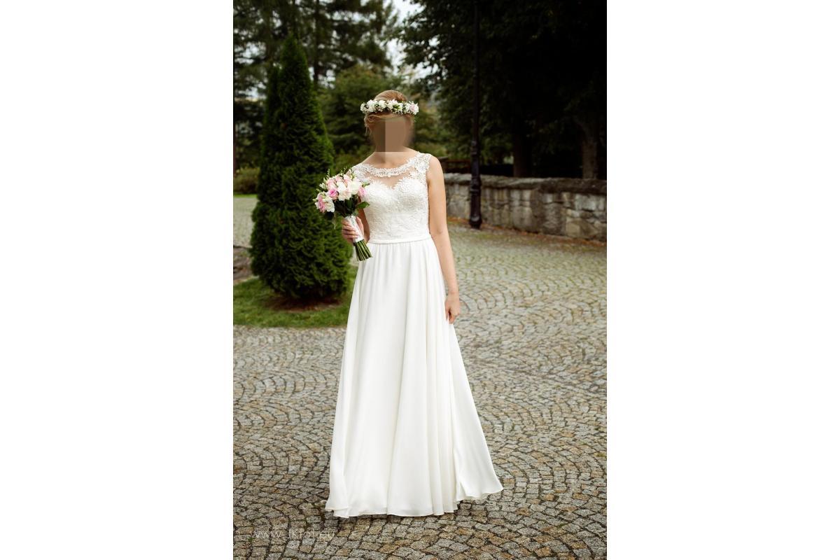 Suknia ślubna 185 cm