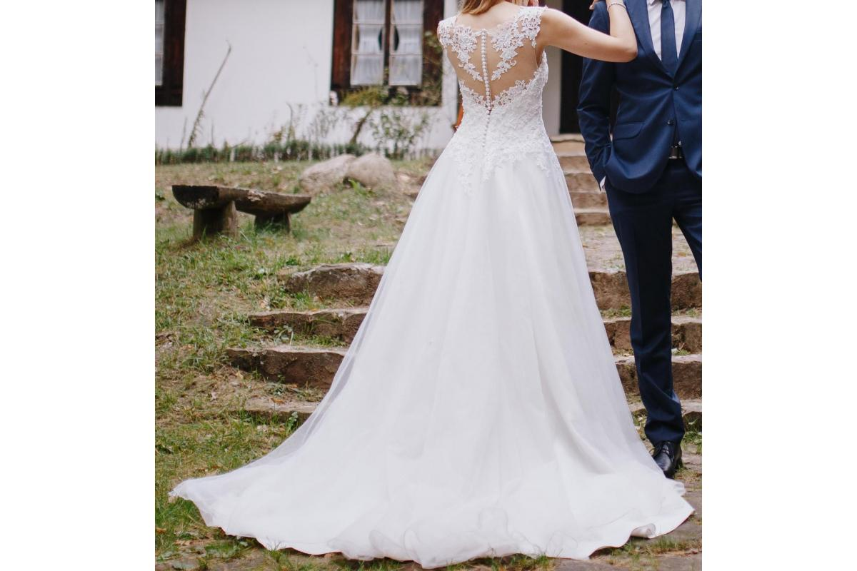 Suknia ślubna Sincerity 4021