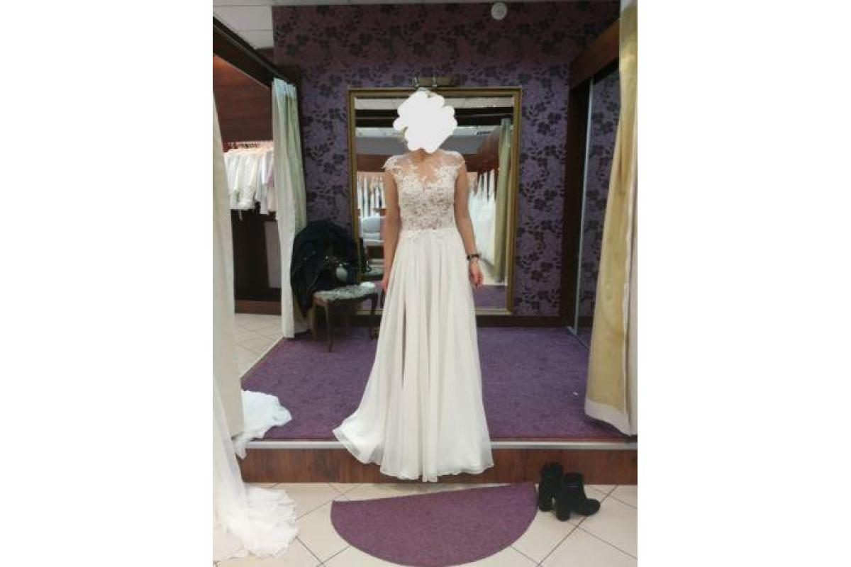Suknia ślubna Gala Asami +tren