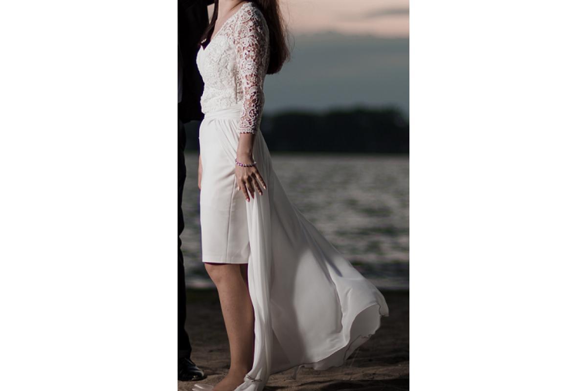 Suknia poprawiny/cywilny