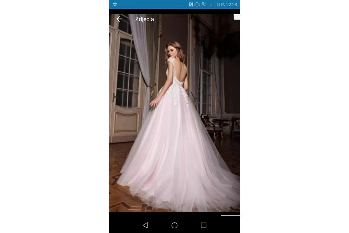 Suknia ślubna 38-40 Princessa