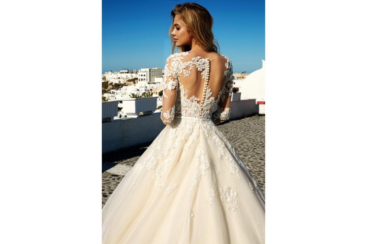 Sprzedam zjawiskową suknię ślubną Eva Lendel
