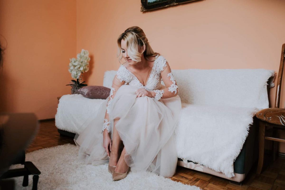 Suknia Ślubna kolekcja 2020