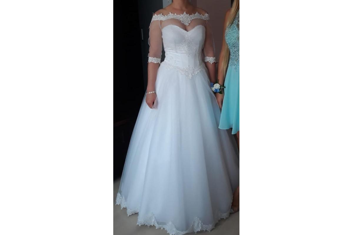 Suknia Ślubna Elene