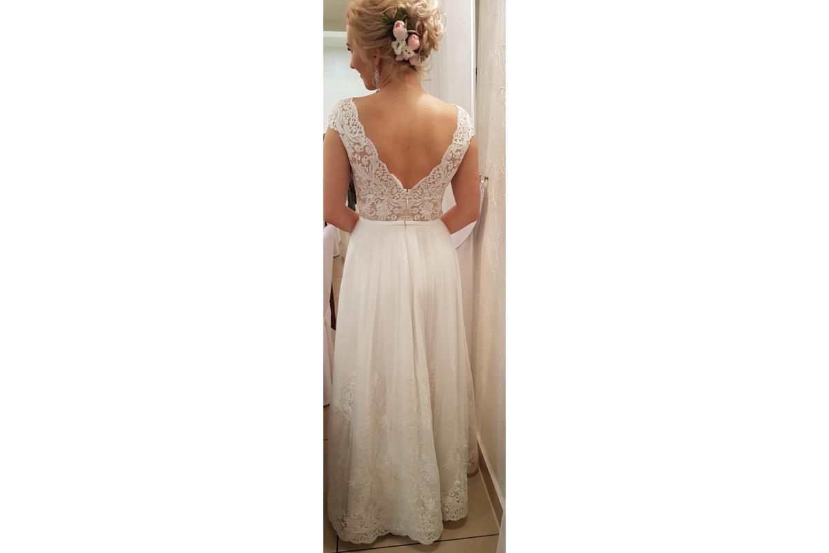 Sprzedam suknie ślubną MOSSI