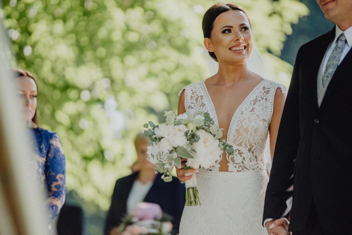 Suknia Ślubna Agnieszka Światły