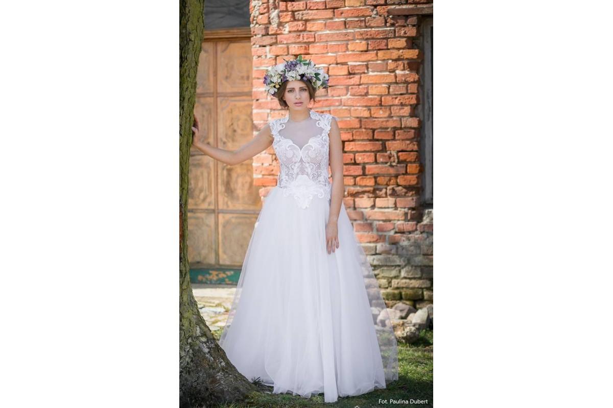 Nowa suknia ślubna :)