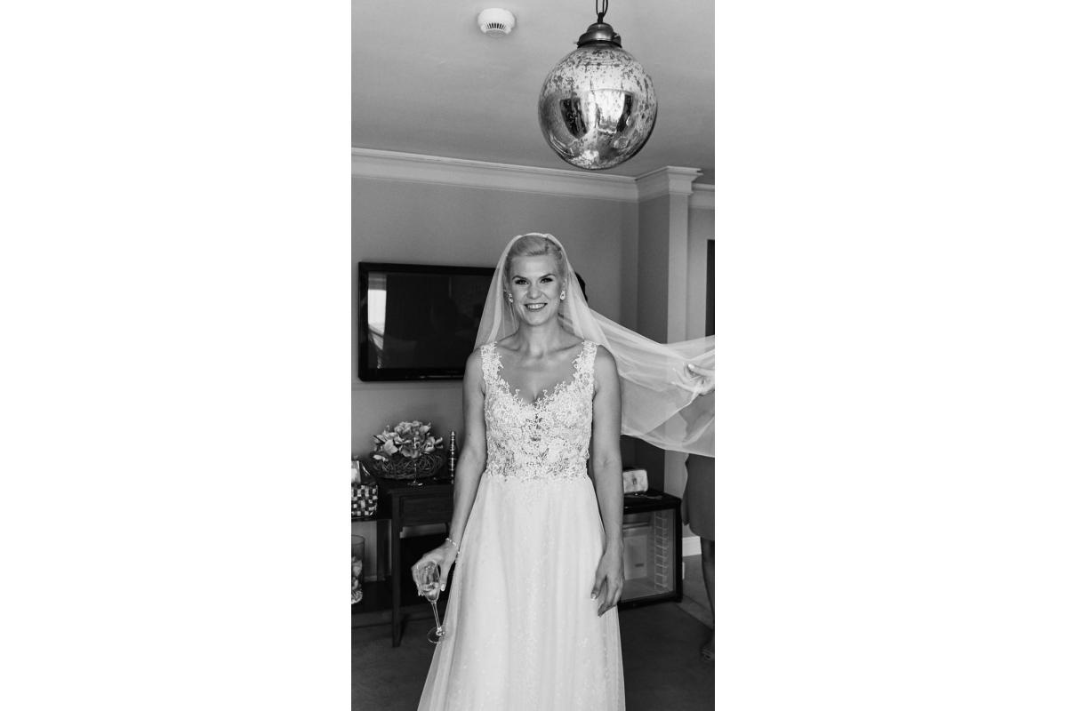 Unikatowa Suknia Ślubna projektu Małgorzaty Motas