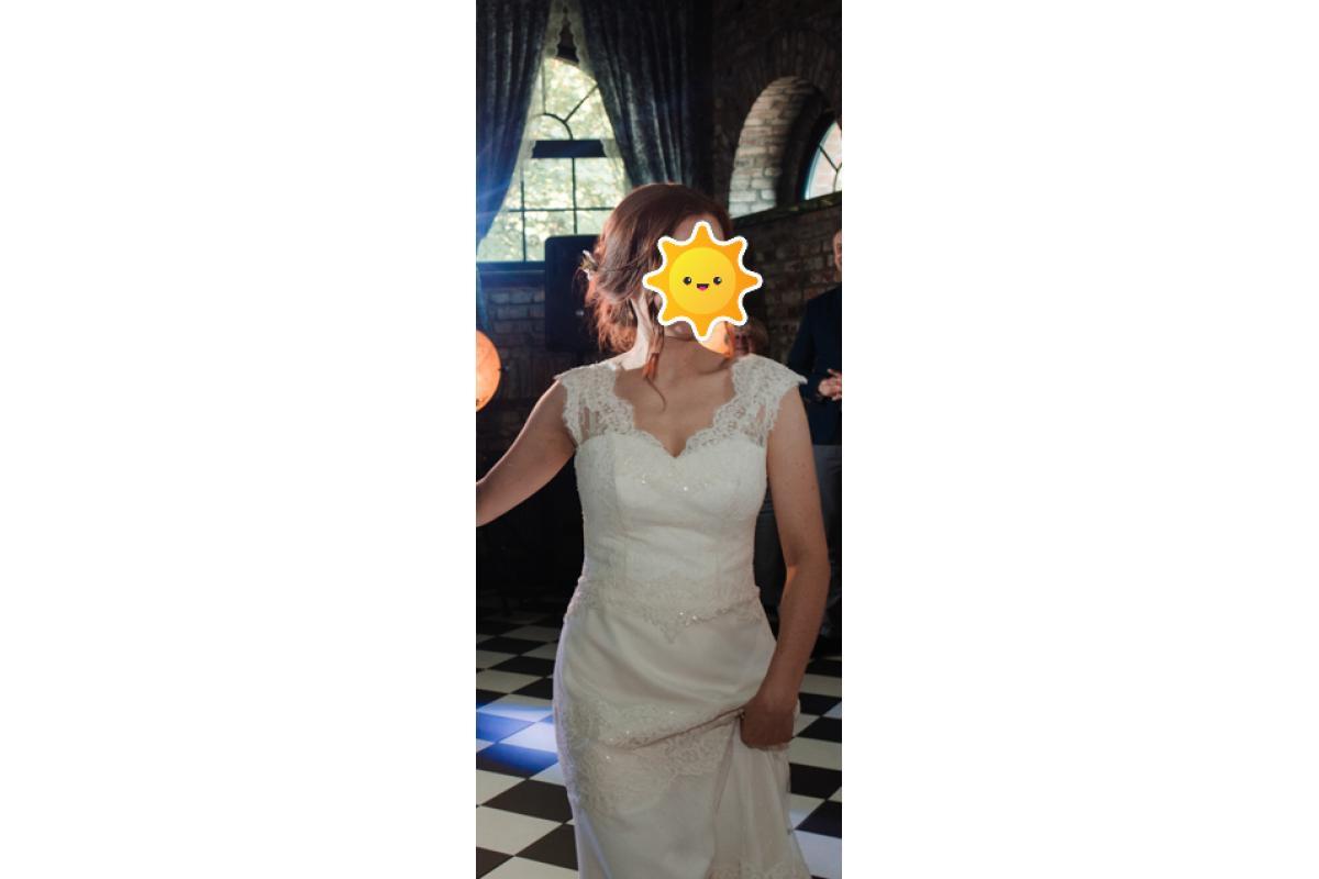 Suknia ślubna model Rosa r. 38