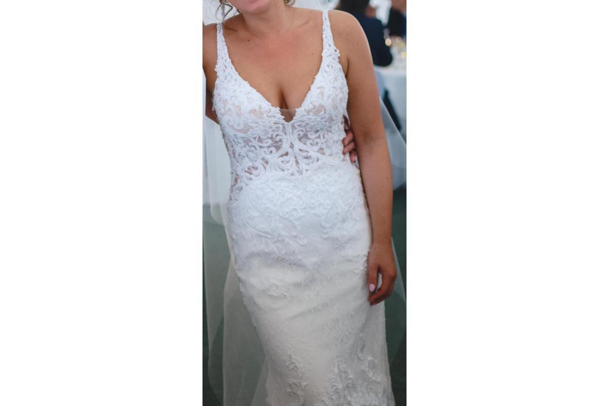wyjątkowa, zjawiskowa, piękna suknia ślubna