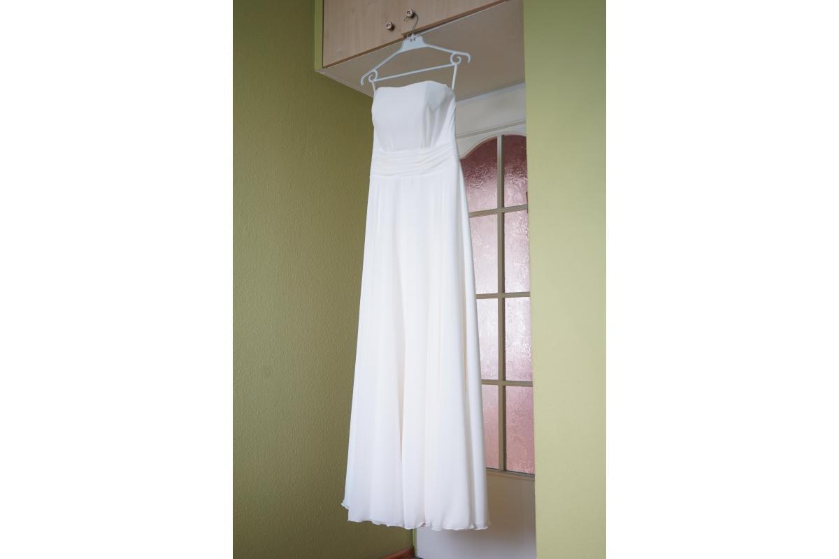 Suknia ślubna Lavende w kolorze ivory
