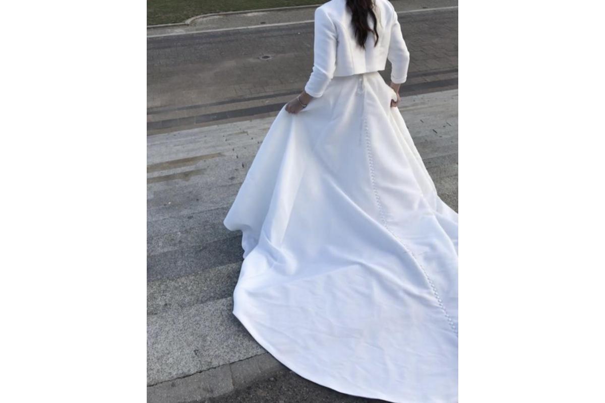 Suknia Justin Alexander