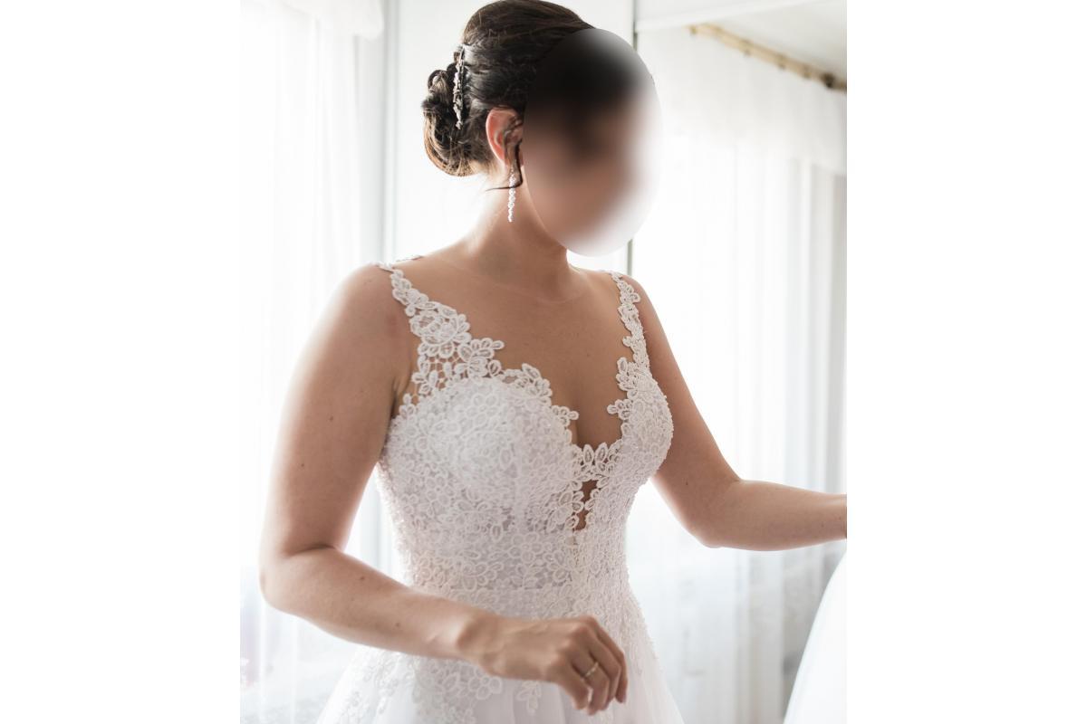 Suknia ślubna Clara