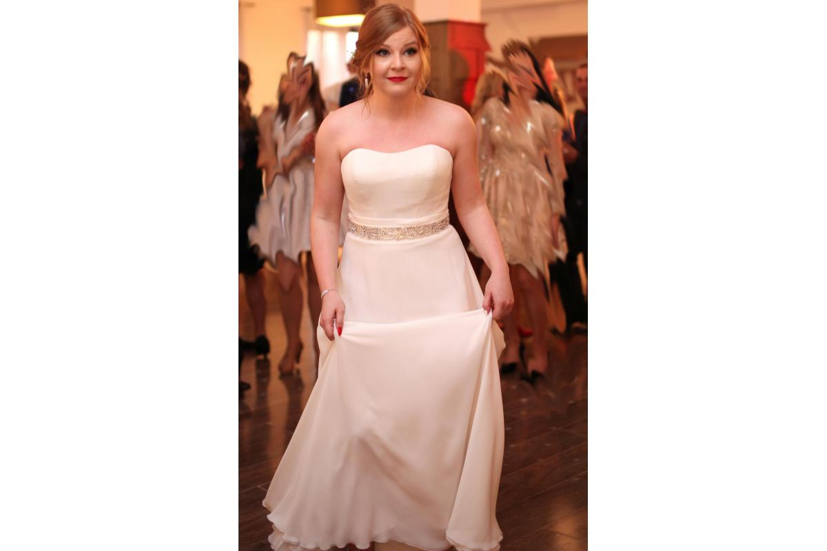 Sprzedam Suknie Ślubną Kolekcja White Code 2017 Amy Love Bridal