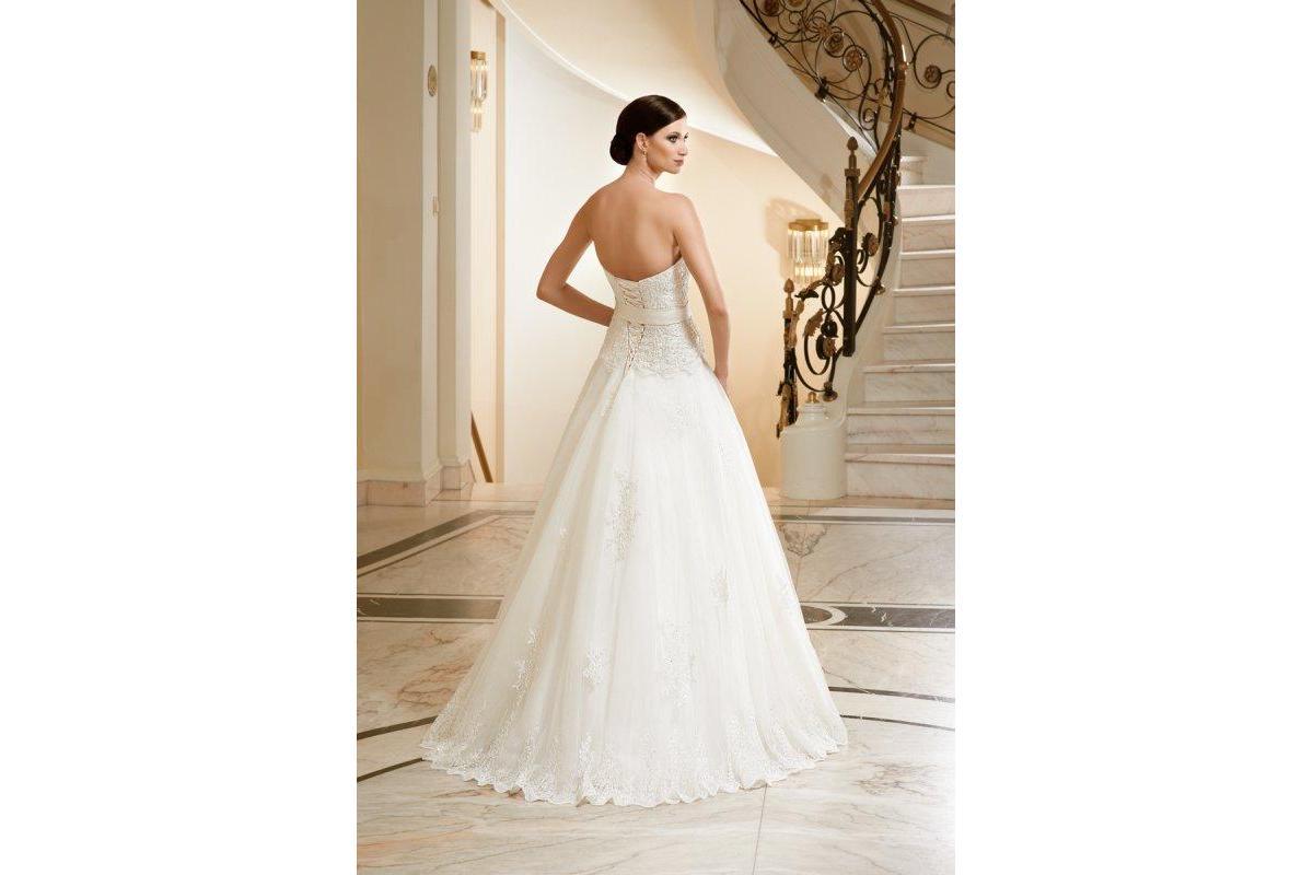 Suknia ślubna Ambrosia 1508 rozm.38/40 Ivory
