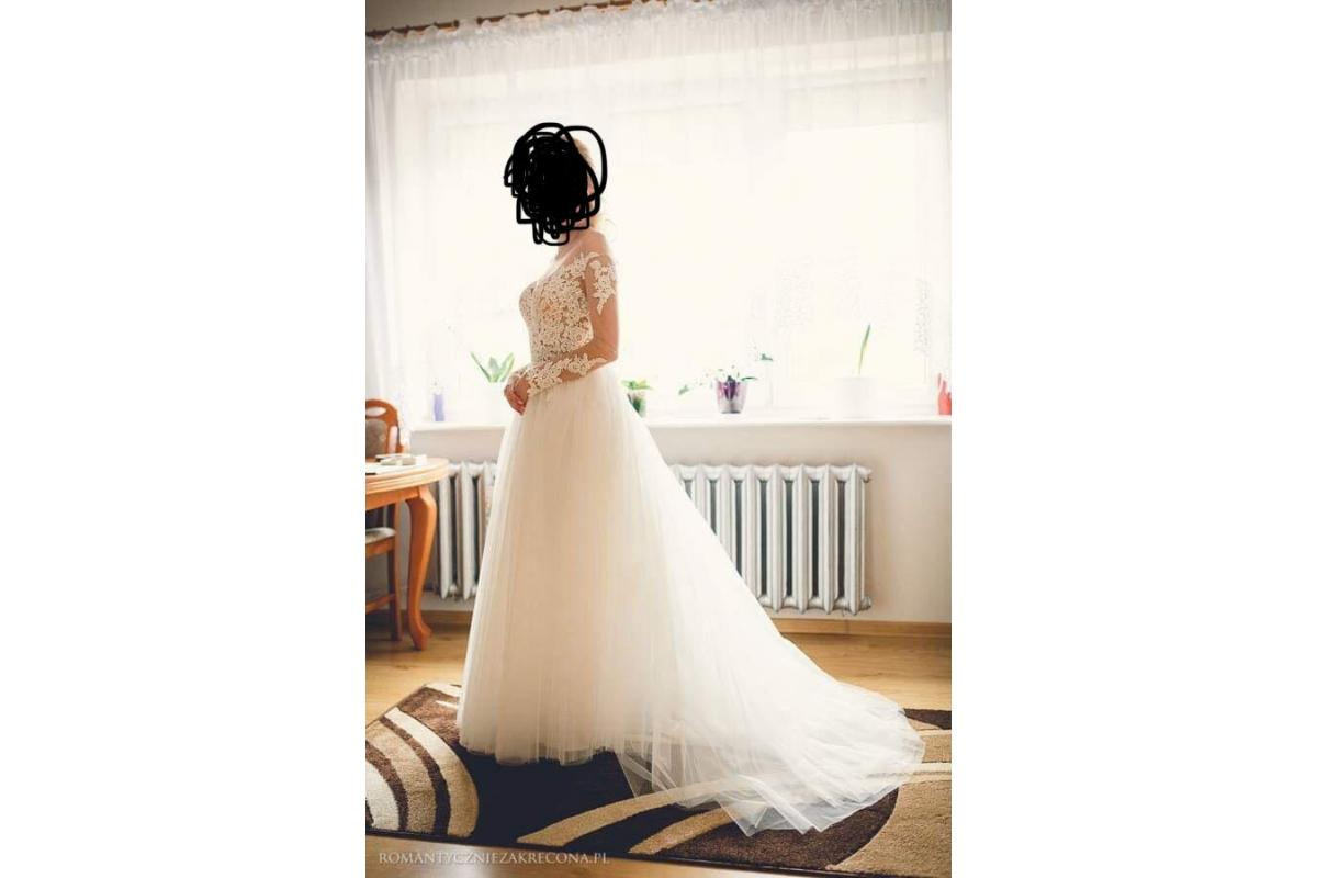 Suknia ślubna marsela