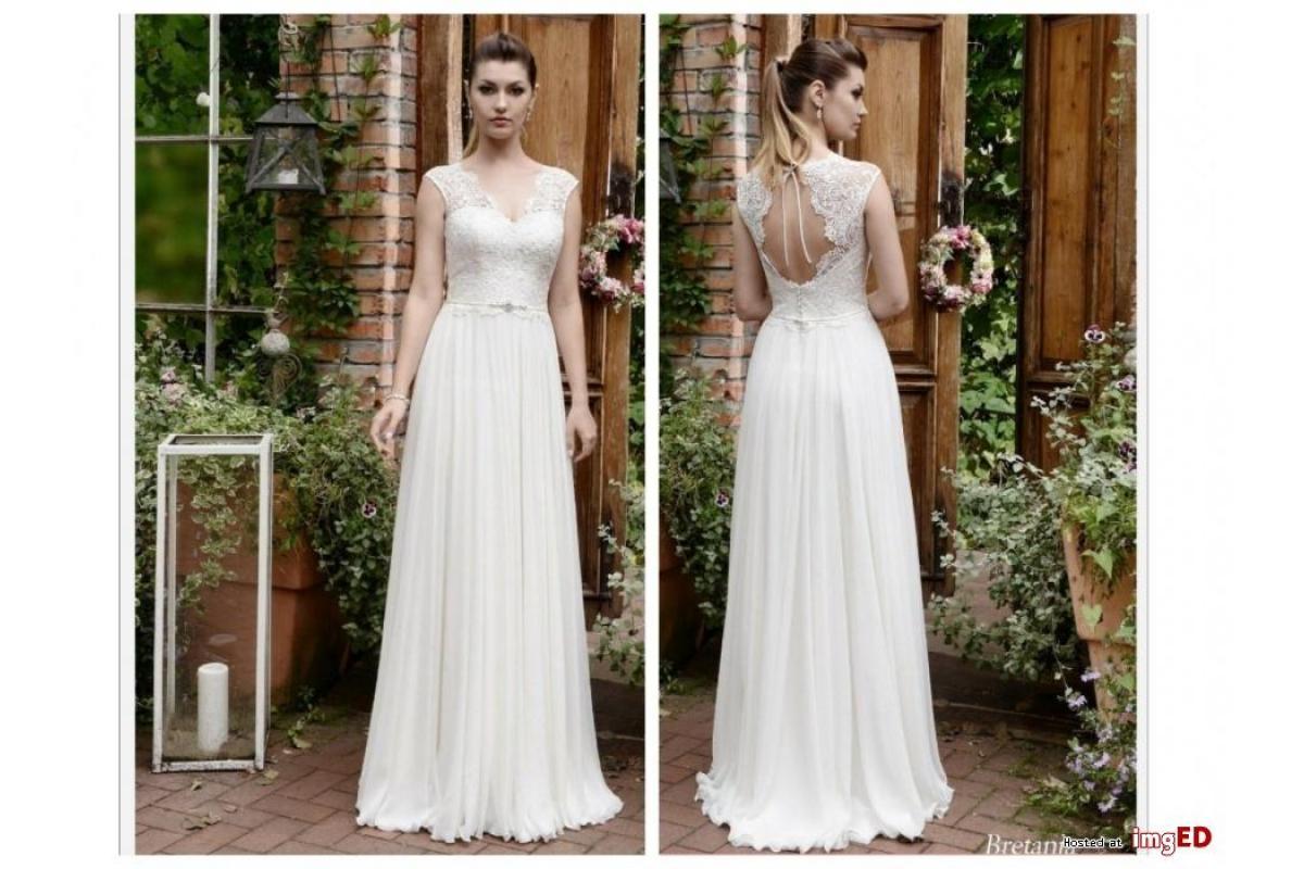 suknia ślubna Bretania-Afrodyta