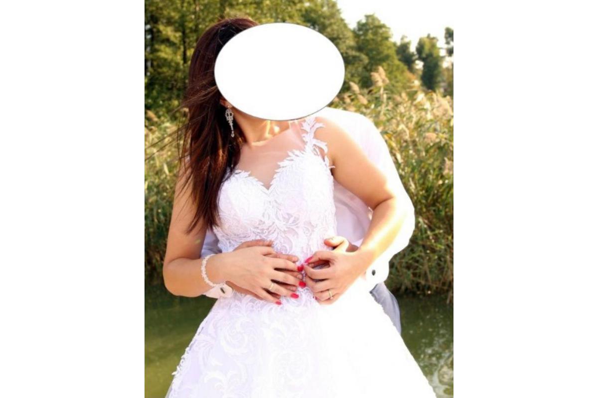 Suknia ślubna Agora 17-47