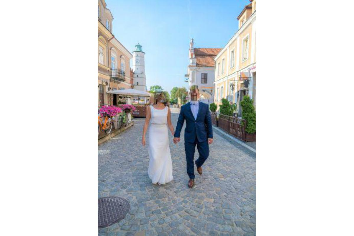 Suknia ślubna Niagara z kolekcji Amy Love Bridal 2018