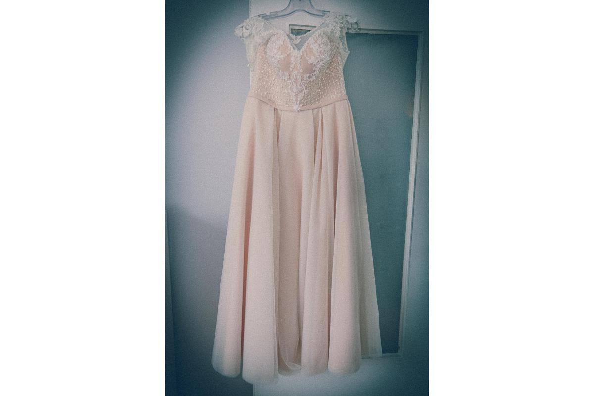 Sprzedam suknię ślubną MAXIMA Light 0618