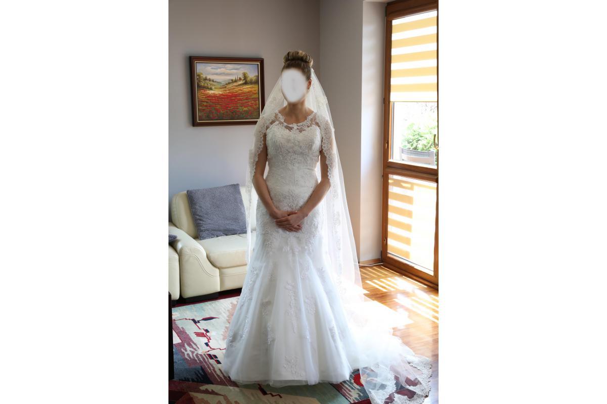 Suknia Ślubna AMBROSIA