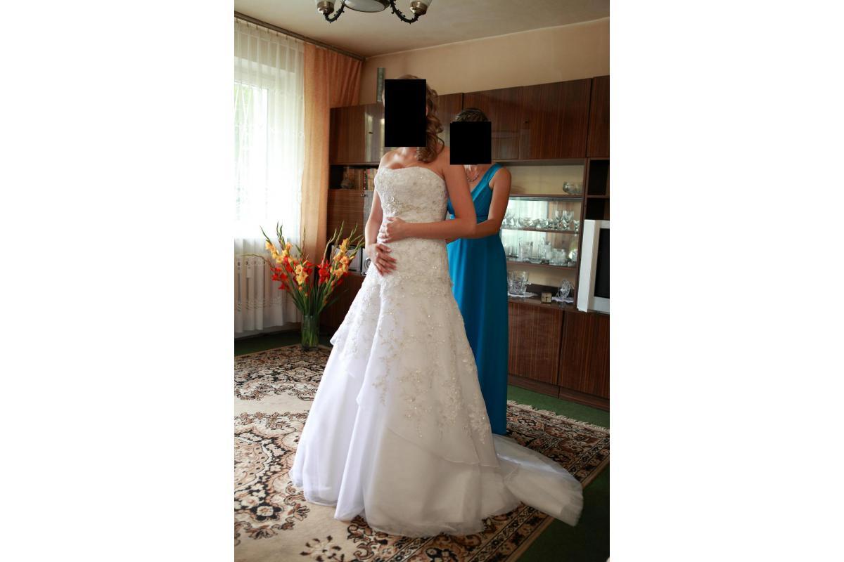 Suknia Ślubna Annais Bridal model Vanessa