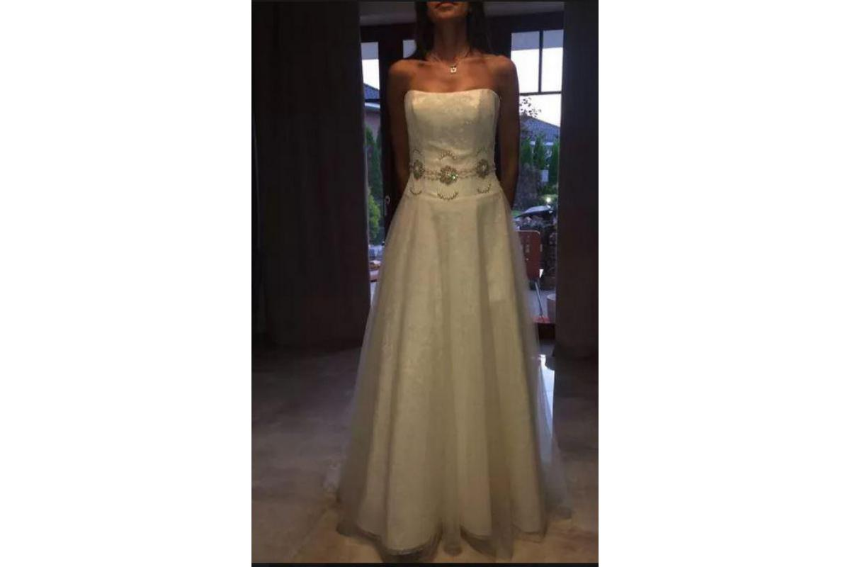 Nowa suknia ślubna Kate Sherford roz. 40