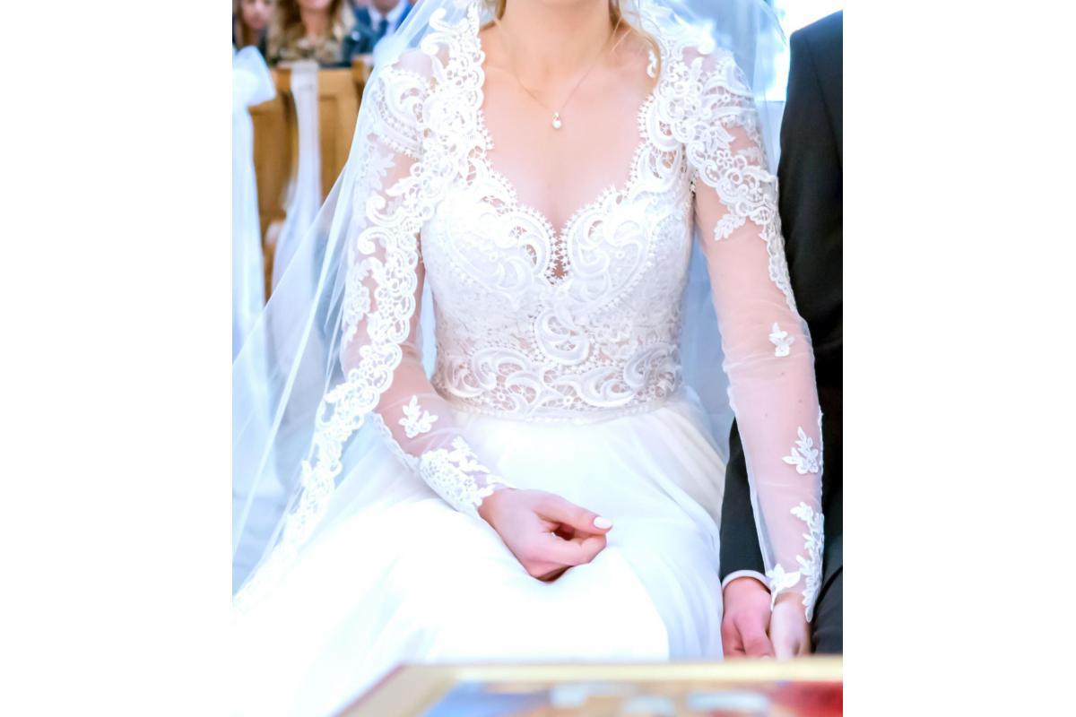 Suknia ślubna Milla Nova model Hanna