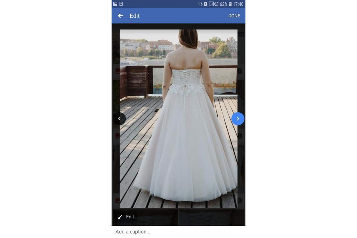 Suknia ślubna  Vanessa