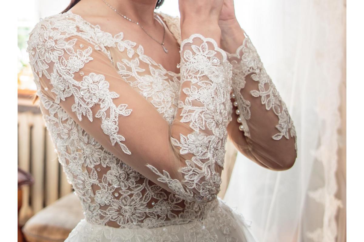 Suknia ślubna XS-S