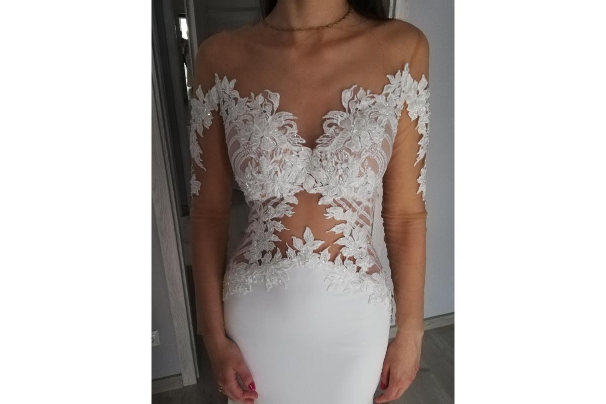 Suknie ślubną Lorenzo