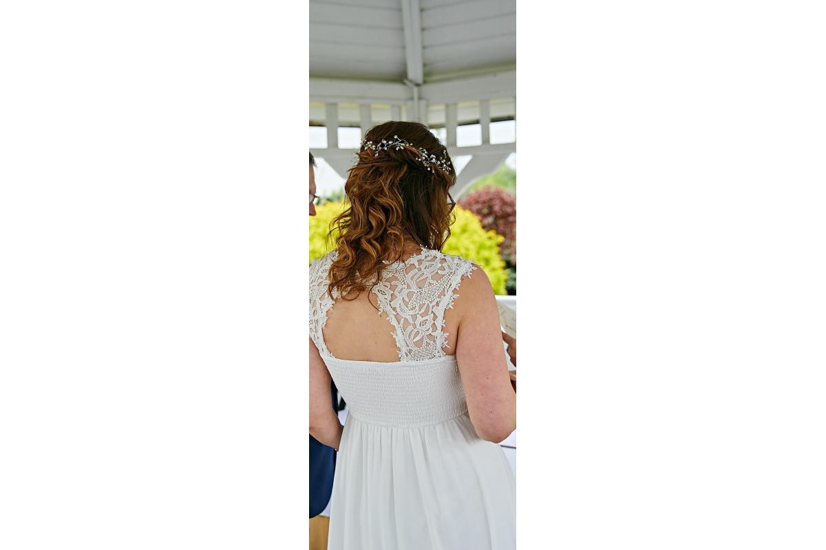 Suknia ślubna długa rozmiar 40/42