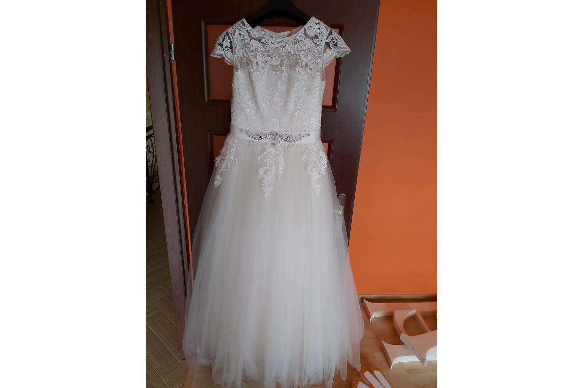 Suknia Ślubna EVA MODA