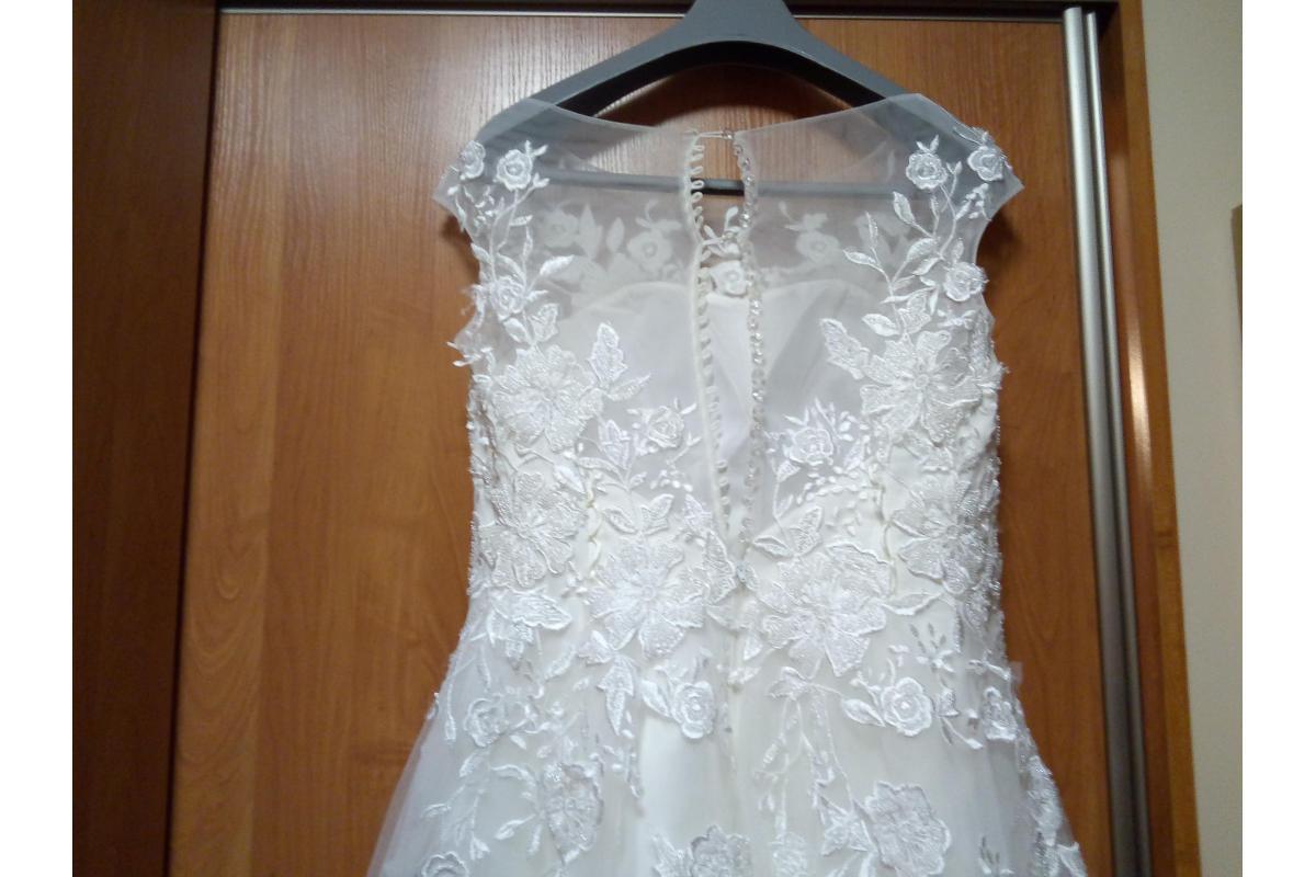 Sprzedam nową suknię ślubną prosto z Portugalii, rozm. 38-40