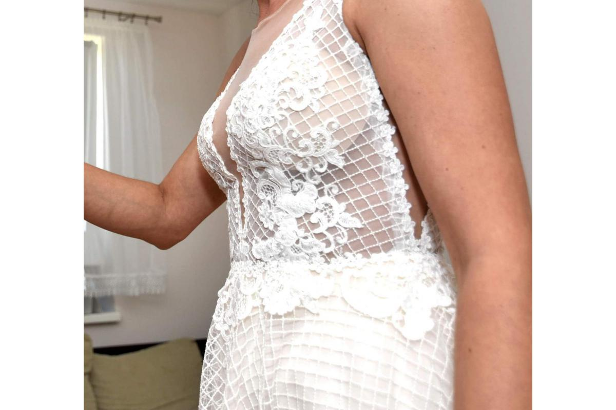 Suknia ślubna Agnes 2019