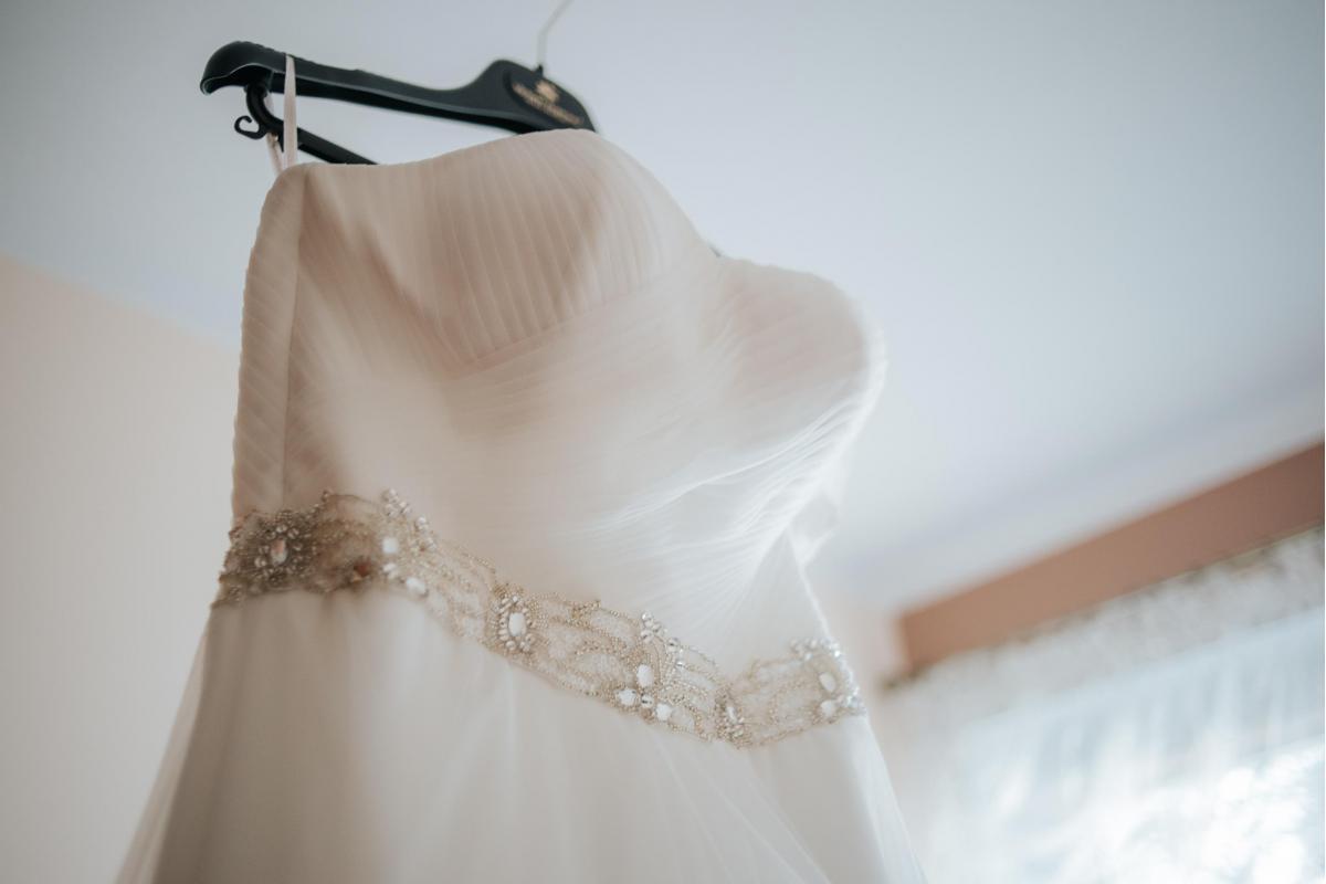 Suknia ślubna ivory Victoria Soprano model Seliya 8817