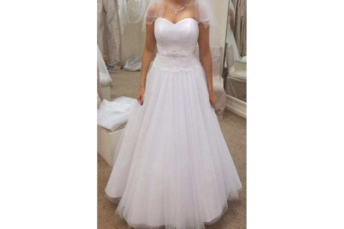 Suknia Ślubna z salonu Agnes