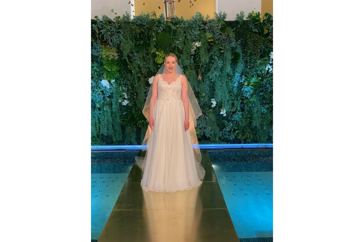 Suknia Ślubna z programu TV Salon Sukien Ślubnych GOKA