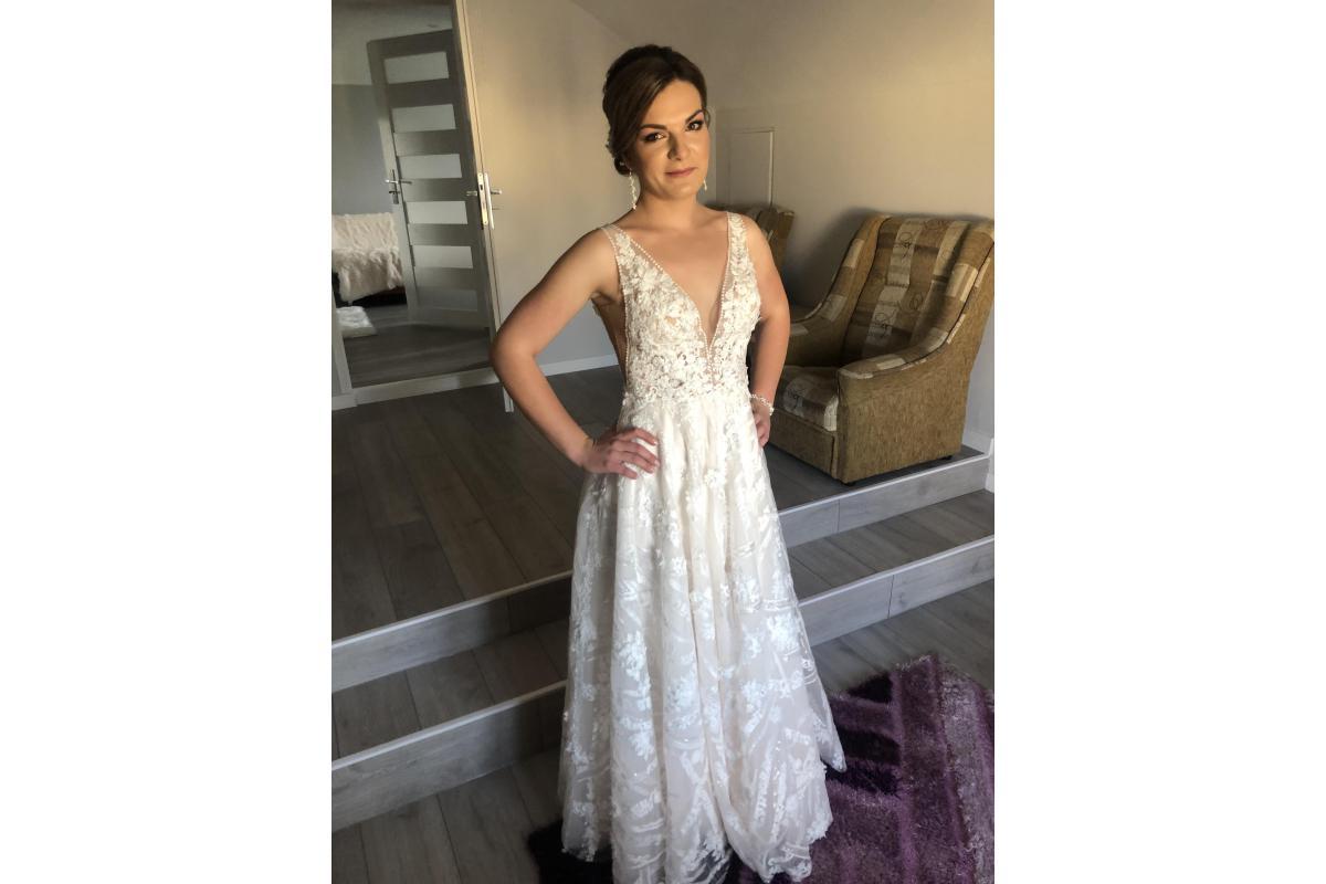Suknia ślubna Idą Torez Rambla