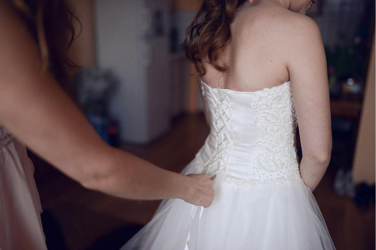 Suknia ślubna Blu