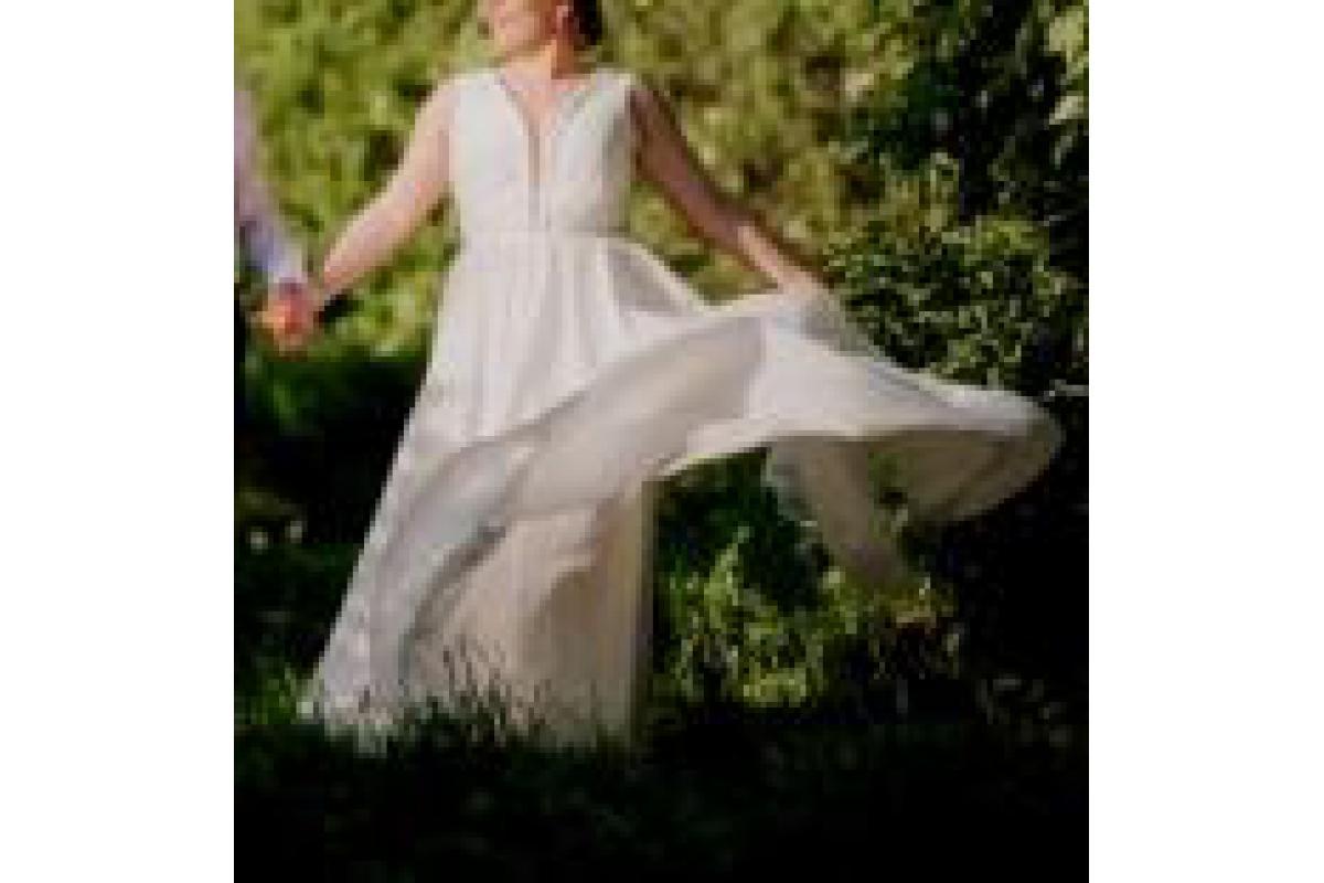 Suknia ślubna Manchatan